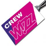 Wizz Air 2016 Crew Tag